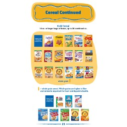 arizona WIC Approved Food List - Items Page 17