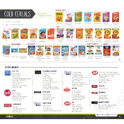 connecticut WIC Approved Food List - Items Page 6