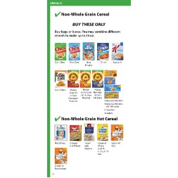 district_of_columbia WIC Approved Food List - Items Page 7