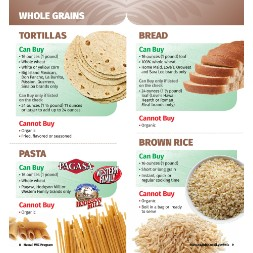 hawaii WIC Approved Food List - Items Page 9