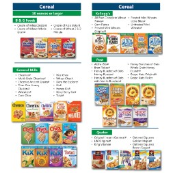 kentucky WIC Approved Food List - Items Page 2