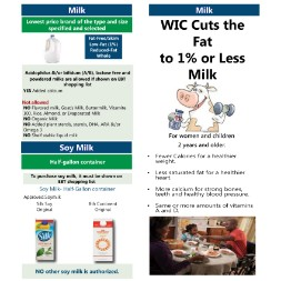 kentucky WIC Approved Food List - Items Page 5