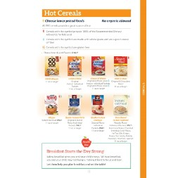 michigan WIC Approved Food List - Items Page 13