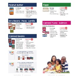 minnesota WIC Approved Food List - Items Page 5