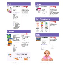 minnesota WIC Approved Food List - Items Page 3