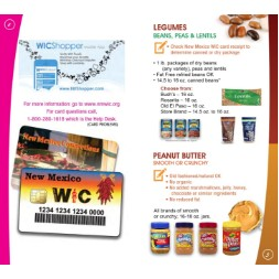 new_mexico WIC Approved Food List - Items Page 12