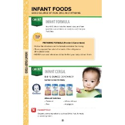 new_york WIC Approved Food List - Items Page 18