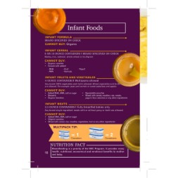 pennsylvania WIC Approved Food List - Items Page 13