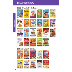 washington WIC Approved Food List - Items Page 4