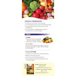 wisconsin WIC Approved Food List - Items Page 4